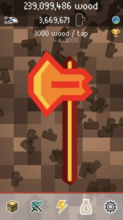 ClickCraft - Pocket Mining screenshot-5