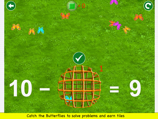 Butterfly Math Screenshots