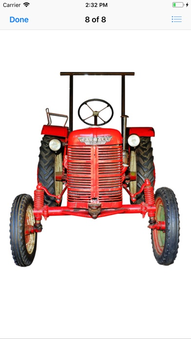 Tractor Stickers