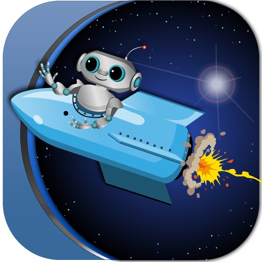 Robo Robot Galaxy Spaceship Shooting Adventure