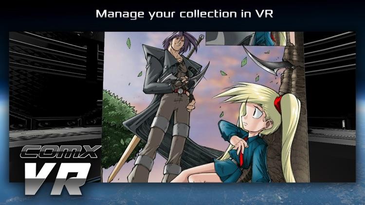 ComX VR - Comics and Manga screenshot-5