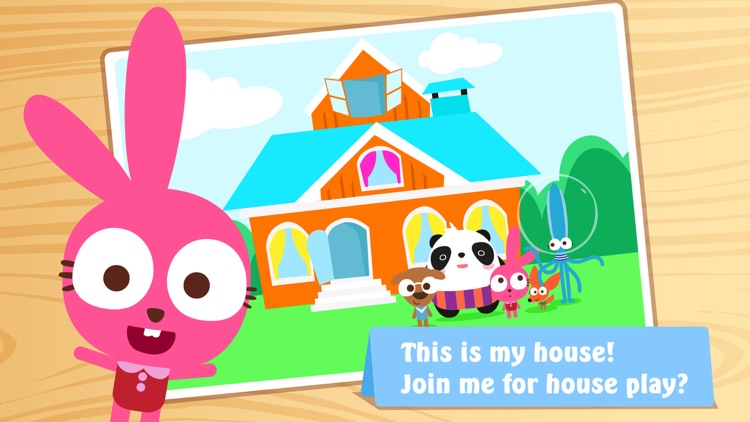 Purple Pink Play House screenshot-4