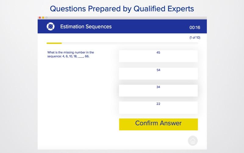 PCAT Practice Exam 2018 скриншот программы 2