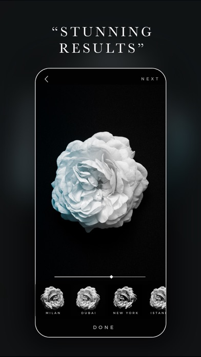 碳 - 黑白照片编辑器