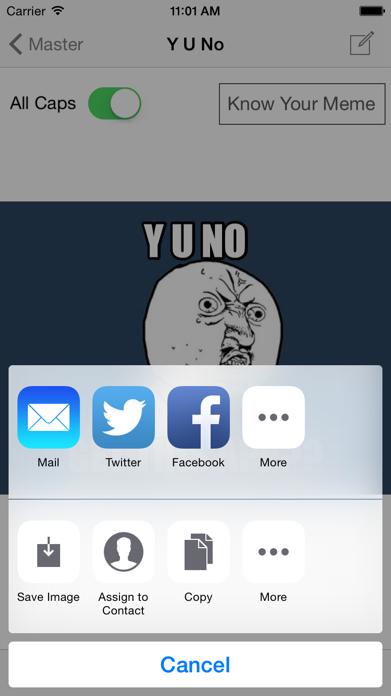Make a Meme+ Screenshot