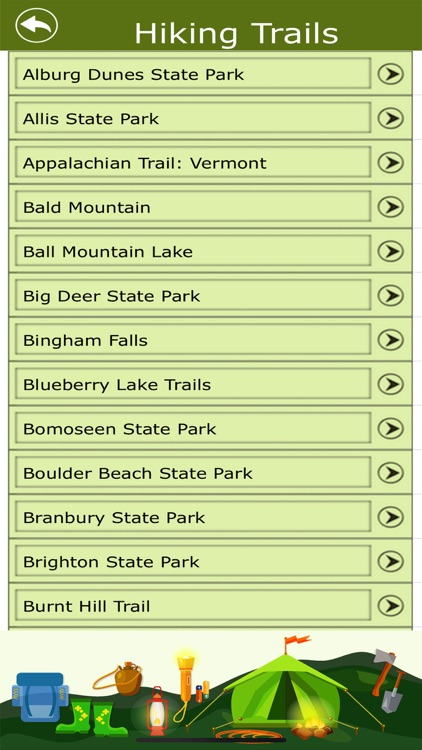 Vermont Campgrounds & Trails screenshot-3