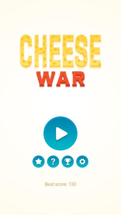 Cheese War - Cats vs Mice