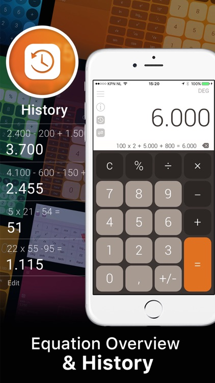 The Calculator. screenshot-3