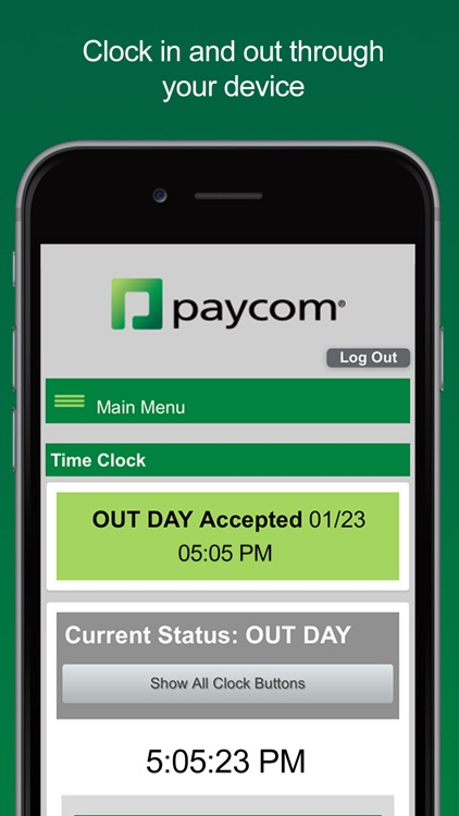 Paycom screenshot-2