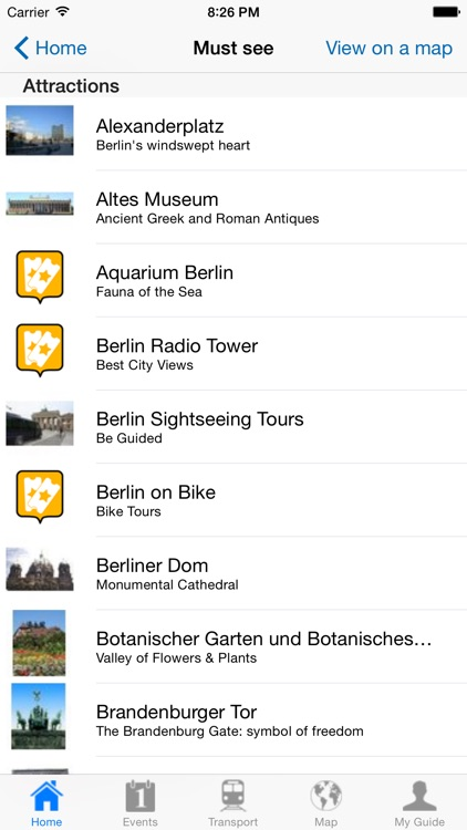 Berlin Travel Guide Offline screenshot-3