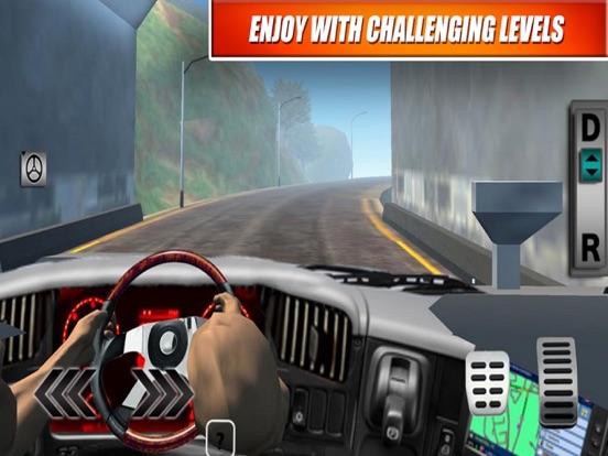 Truck Oil Climb Hill Mission screenshot 5