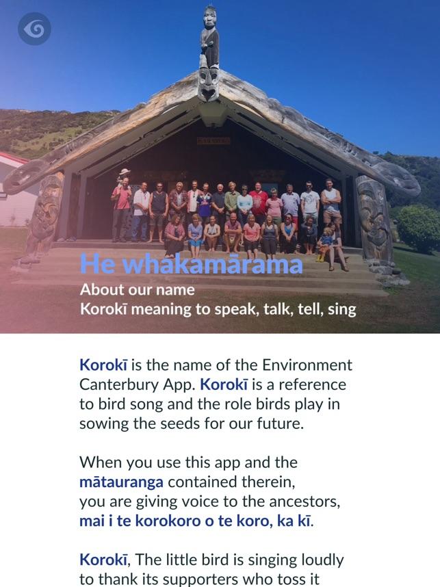 Korokī on the App Store