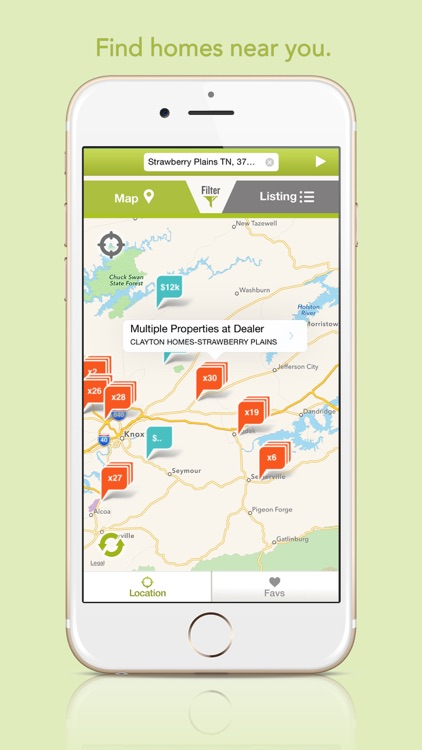 MyMobi Home Finder