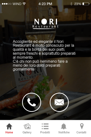 Nori Restaurant - náhled
