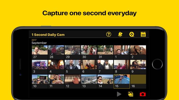 1 Second Daily Cam screenshot-0