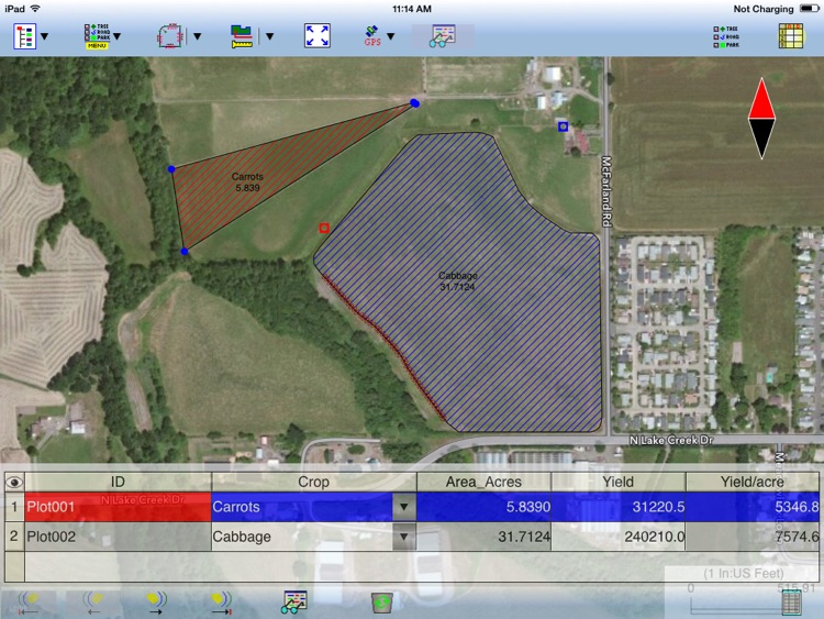 Farming GPS GIS II screenshot-0