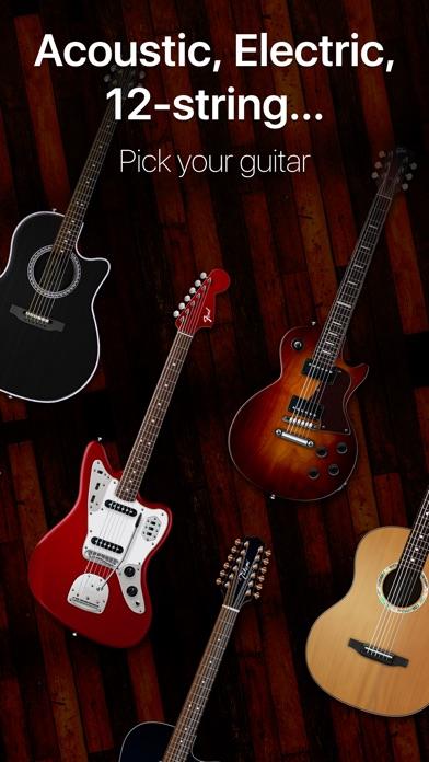 Guitar - real games & lessons Screenshot 5