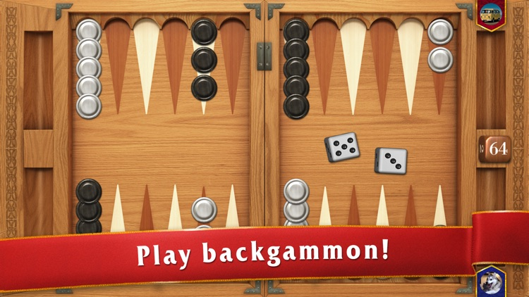 Backgammon Masters Online