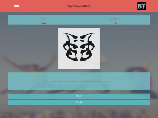BFF Friendship Test: BFFBot screenshot 13