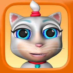 ! My Talking Kitty Cat - Virtual Pet