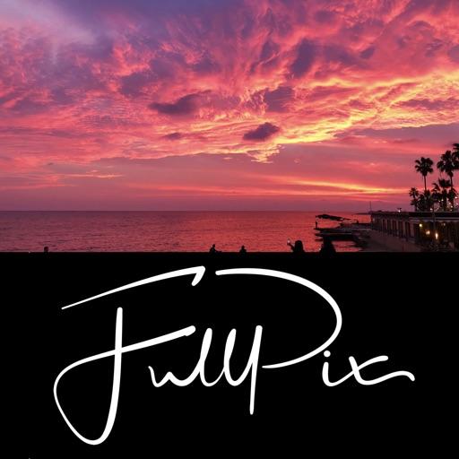 FullPix The Fullscreen Camera iOS App