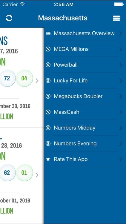 Lottery App Ipad