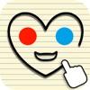 快乐恋爱弹球-休闲划线单机游戏