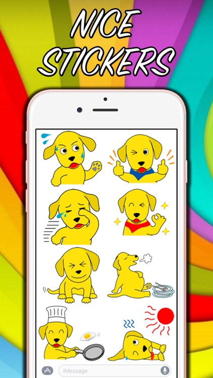 Dog Assistant - Stickers! screenshot-0