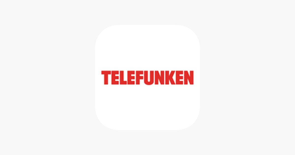 Telefunken Smart Center on the App Store