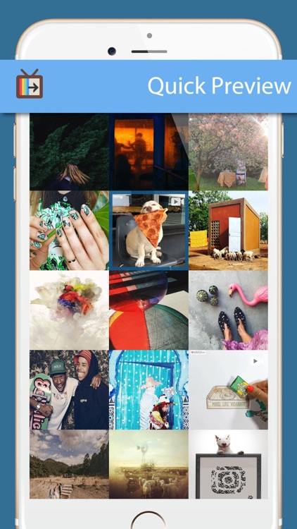 InsTV - autoplay and repost your favorite posts screenshot-3