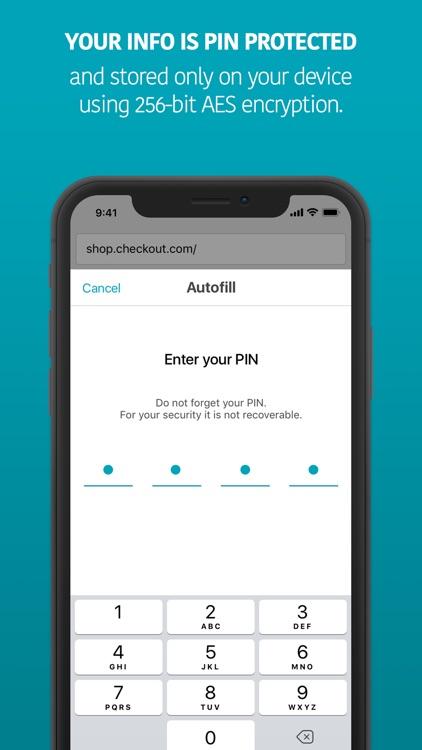 Fillr – Autofill for mobile screenshot-3