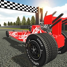 Dragster Car Racing : Need For Nitro