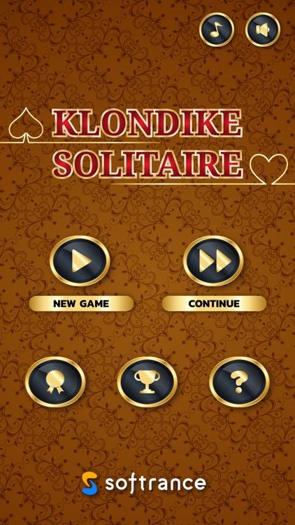 Klondike Solitaire SP screenshot-3