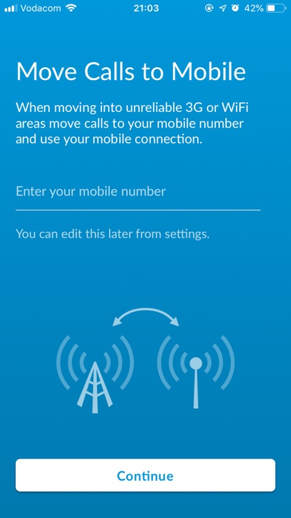 Liquid Telecom Communicator screenshot-3