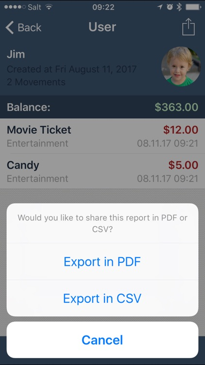 Group Budget - The best finance app for groups screenshot-4