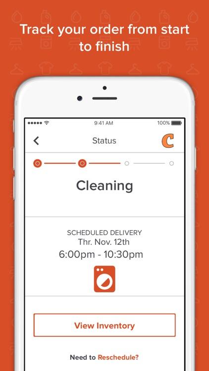 Champs Cleaners screenshot-3
