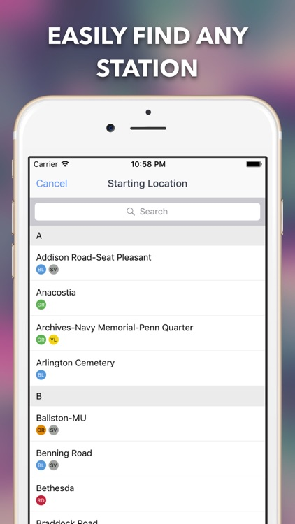 DC Metro Pro screenshot-3