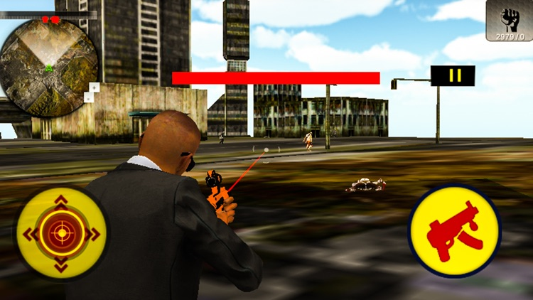 Zombie Apocalypse City Attack screenshot-4