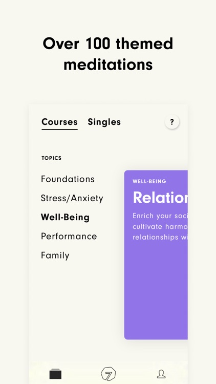 7Mind Meditation screenshot-3