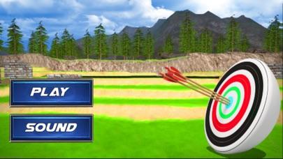 Archery Target 3D Screenshot 1