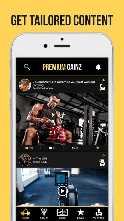 Premium Gainz: Fitness For You