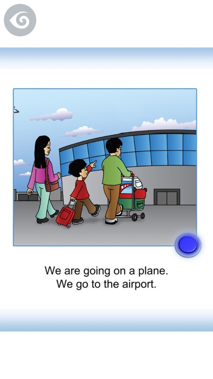 Off We Go: Going on a Plane