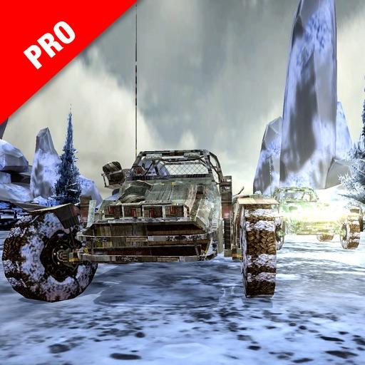 Snow Buggy Car Quad Race Pro