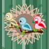yongfei li - BirdWeak - Feed the cute birds artwork