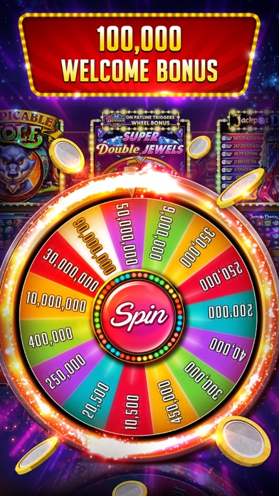 Vegas Downtown Slots & Words app image