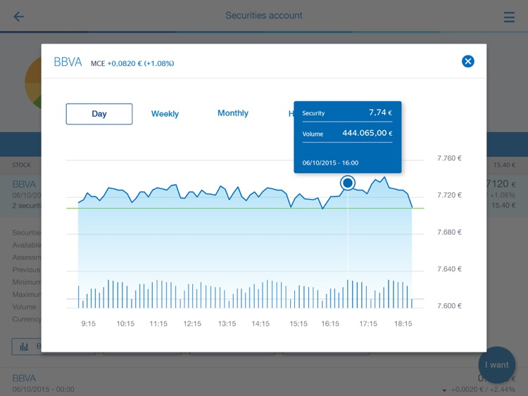 BBVA Spain for iPad screenshot-4