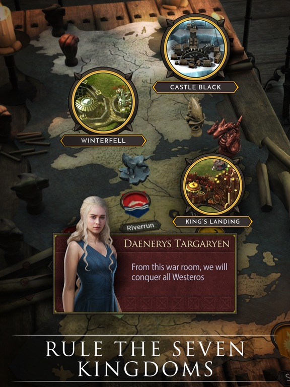 Game of Thrones: Conquest ™ screenshot 8