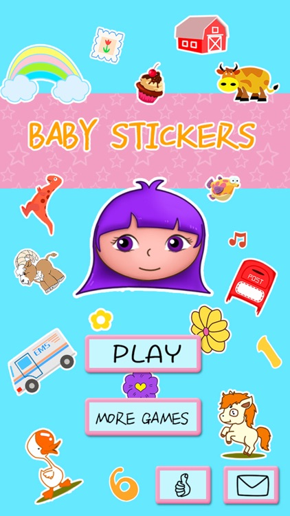 My 1st favorite stickers book screenshot-4