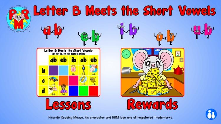 Ricardo's Letter B Word Grid™