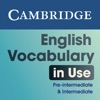 Vocabulary in Use Intermediate - iPhoneアプリ